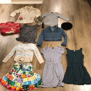 American Apparel + others  funpack